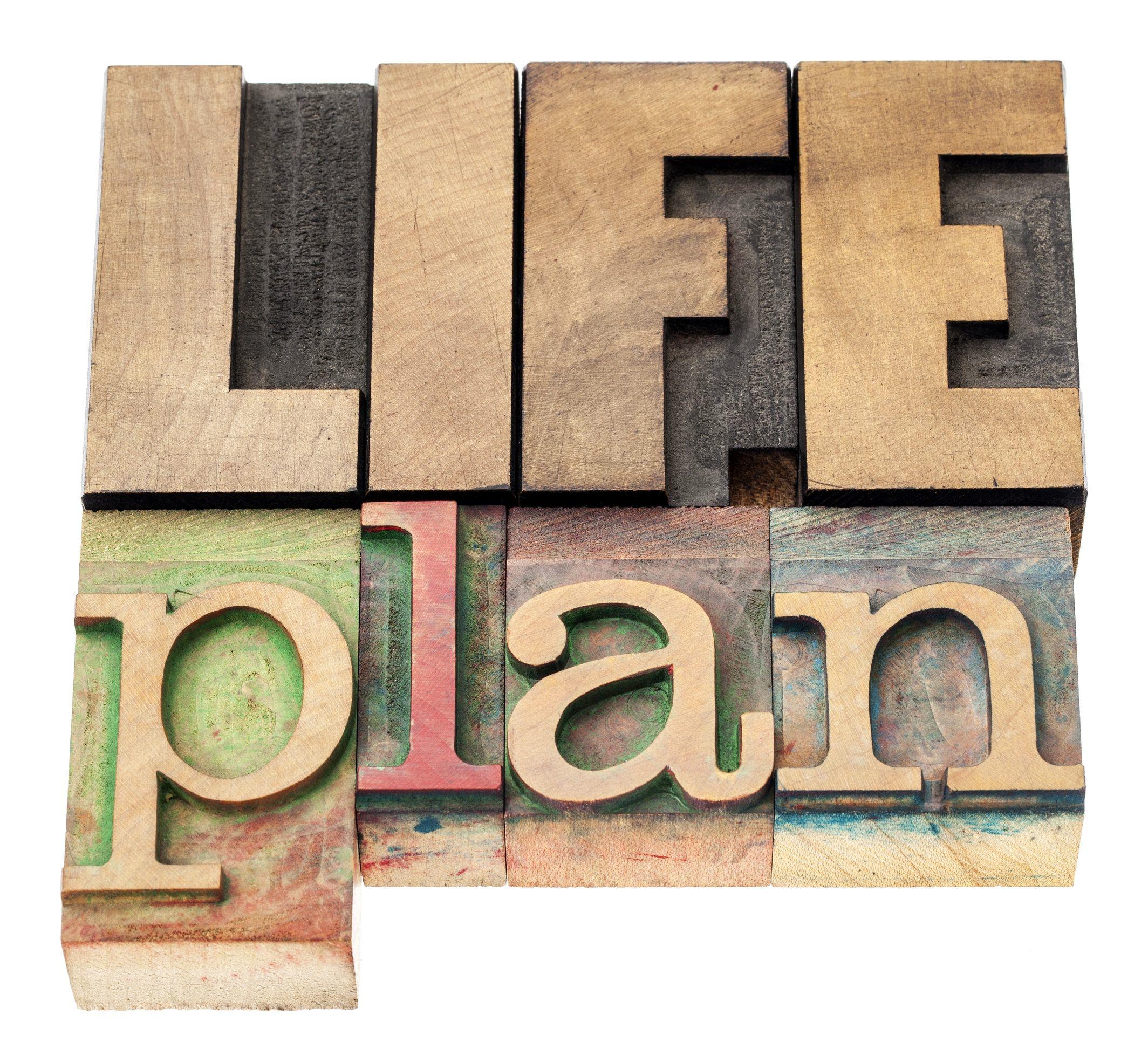 Elämänsuunnittelu auttaa tasapainon löytämisessä
